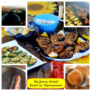 Xinjiang Street Food