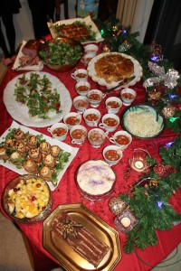 New Year's Eve Spread