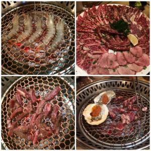 On the BBQ at Taikiku