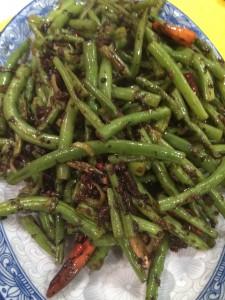 Sichuan Vegetarian-style Green Beans