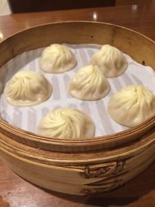 Xiao Long Bao at Ding Tai Fung