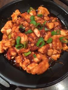 Wei Wei's Kung Pao Chicken