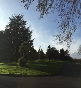 The outlook near Bray last Saturday